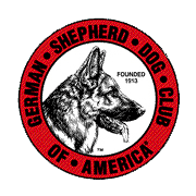 German Shepherd Dog Club of America logo